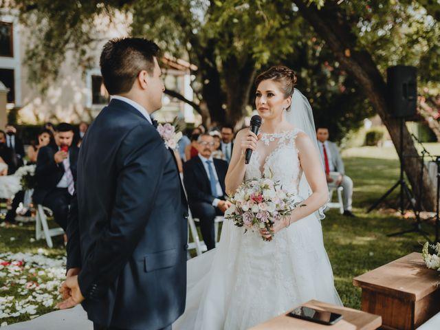 La boda de Eduardo y Patricia en Tequisquiapan, Querétaro 34