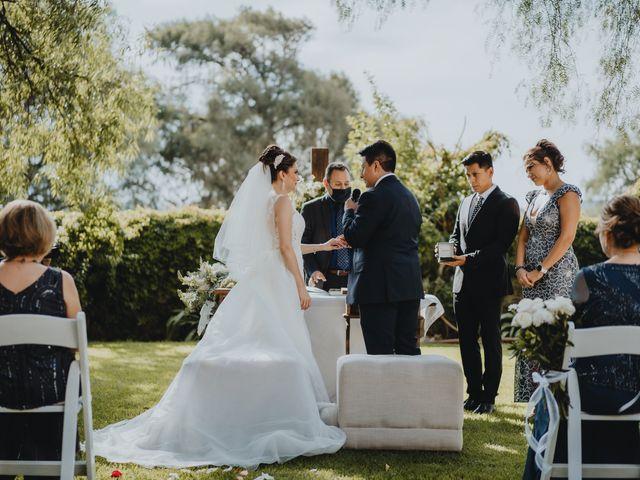 La boda de Eduardo y Patricia en Tequisquiapan, Querétaro 35