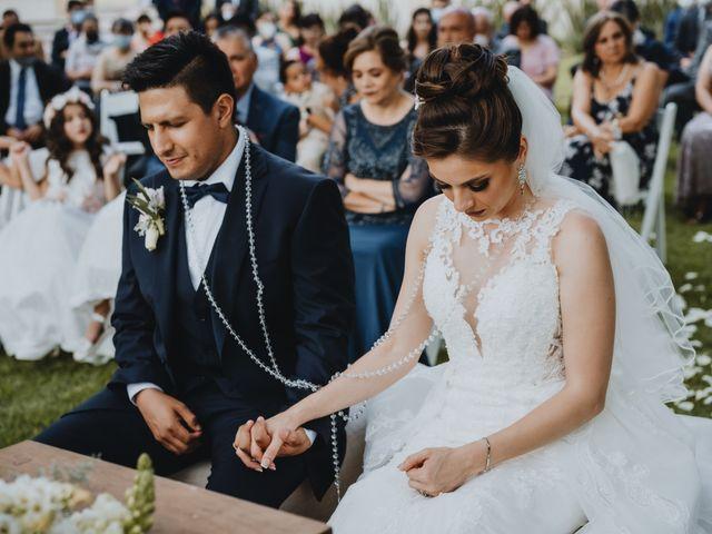 La boda de Eduardo y Patricia en Tequisquiapan, Querétaro 40