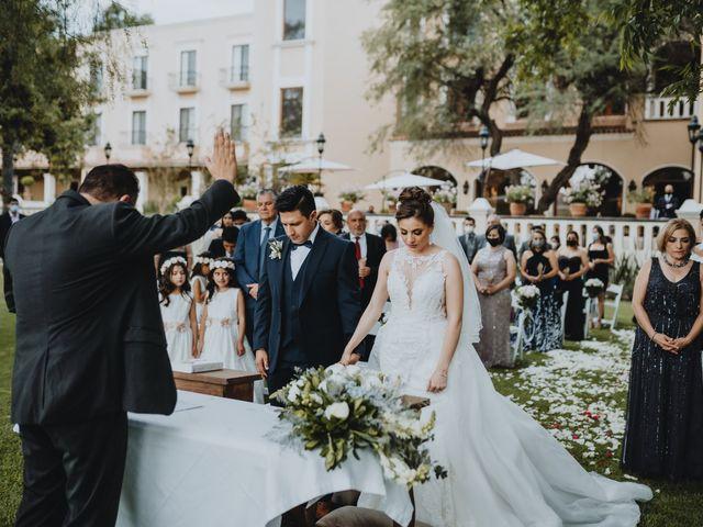 La boda de Eduardo y Patricia en Tequisquiapan, Querétaro 41