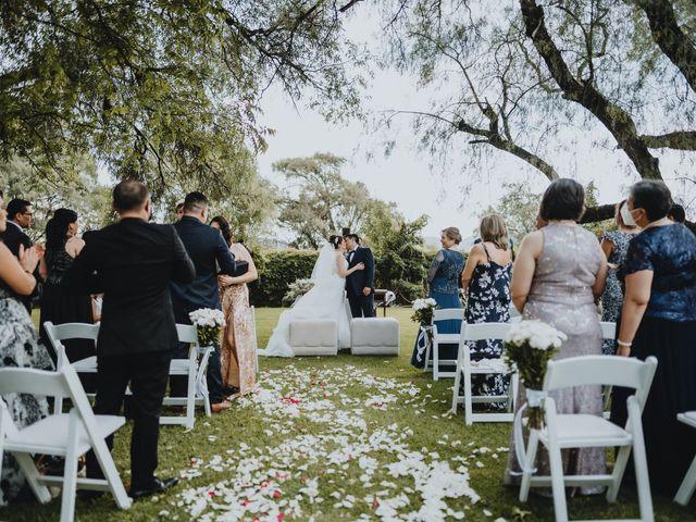 La boda de Eduardo y Patricia en Tequisquiapan, Querétaro 42