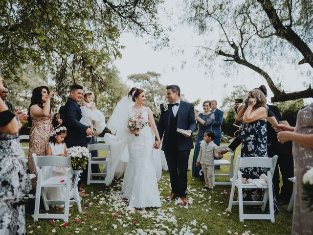 La boda de Eduardo y Patricia en Tequisquiapan, Querétaro 45