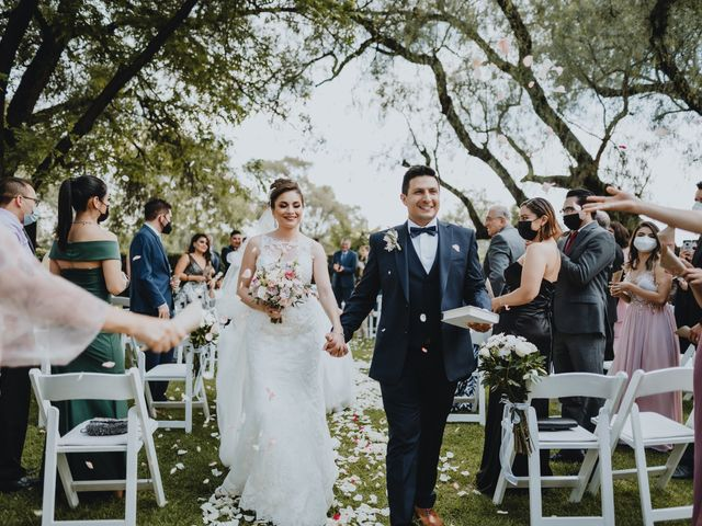 La boda de Eduardo y Patricia en Tequisquiapan, Querétaro 46