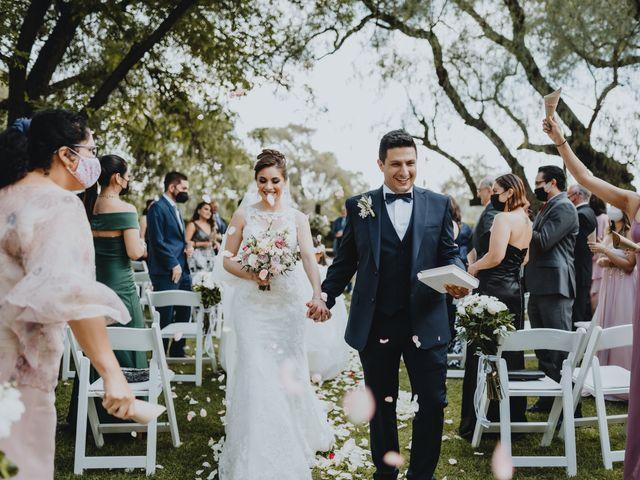 La boda de Eduardo y Patricia en Tequisquiapan, Querétaro 47