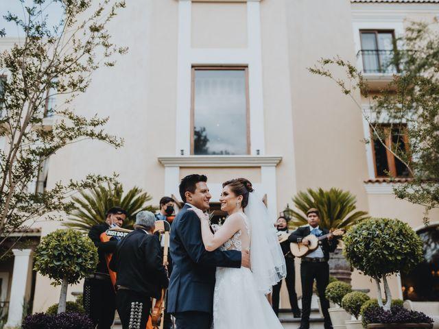 La boda de Eduardo y Patricia en Tequisquiapan, Querétaro 49