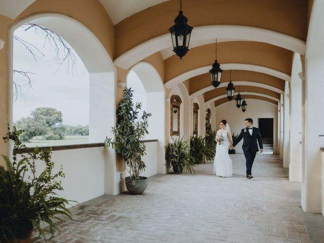 La boda de Eduardo y Patricia en Tequisquiapan, Querétaro 54