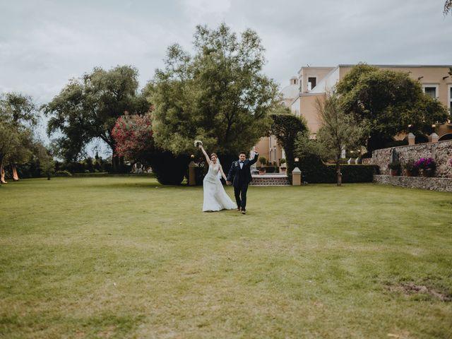 La boda de Eduardo y Patricia en Tequisquiapan, Querétaro 58