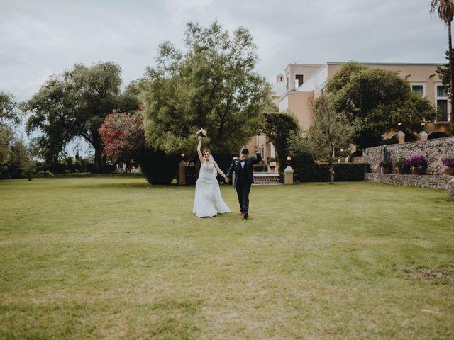 La boda de Eduardo y Patricia en Tequisquiapan, Querétaro 59