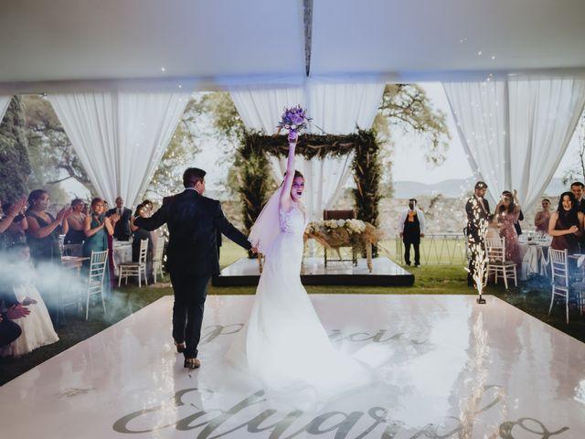 La boda de Eduardo y Patricia en Tequisquiapan, Querétaro 60