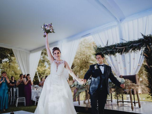 La boda de Eduardo y Patricia en Tequisquiapan, Querétaro 61