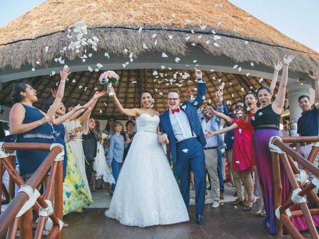 La boda de Rosy y Max