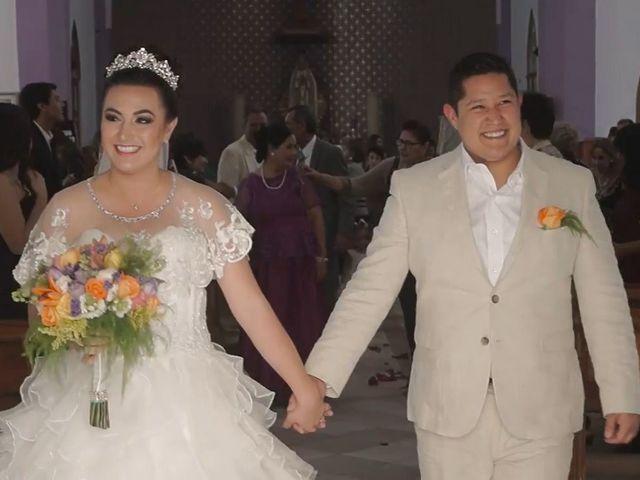 La boda de Roxana y Brian