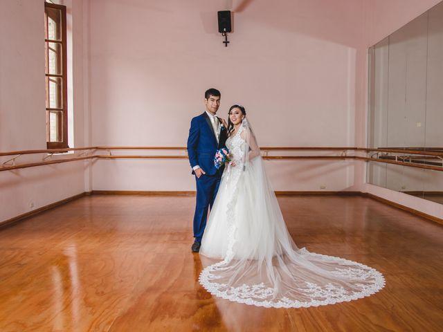 La boda de Yazaira y Héctor
