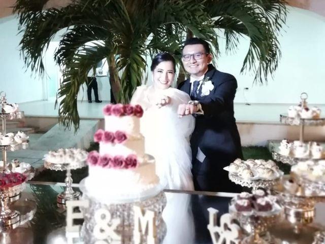 La boda de Majo y Fabrizio