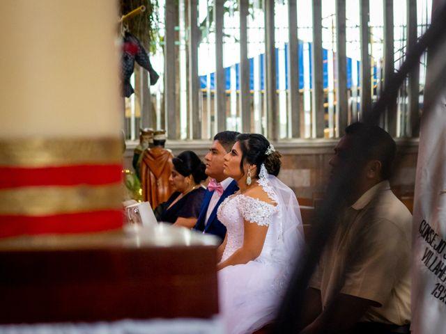 La boda de Rene y Perla en Villahermosa, Tabasco 1