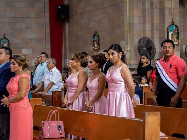 La boda de Rene y Perla en Villahermosa, Tabasco 2