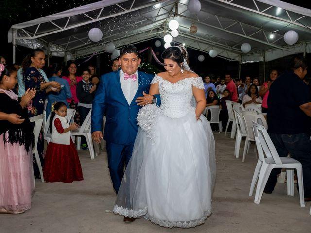 La boda de Rene y Perla en Villahermosa, Tabasco 15