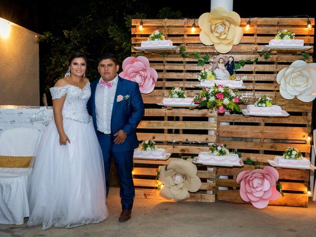 La boda de Rene y Perla en Villahermosa, Tabasco 23