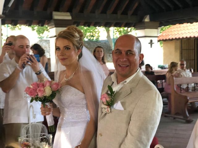 La boda de Aileen  y Ricardo