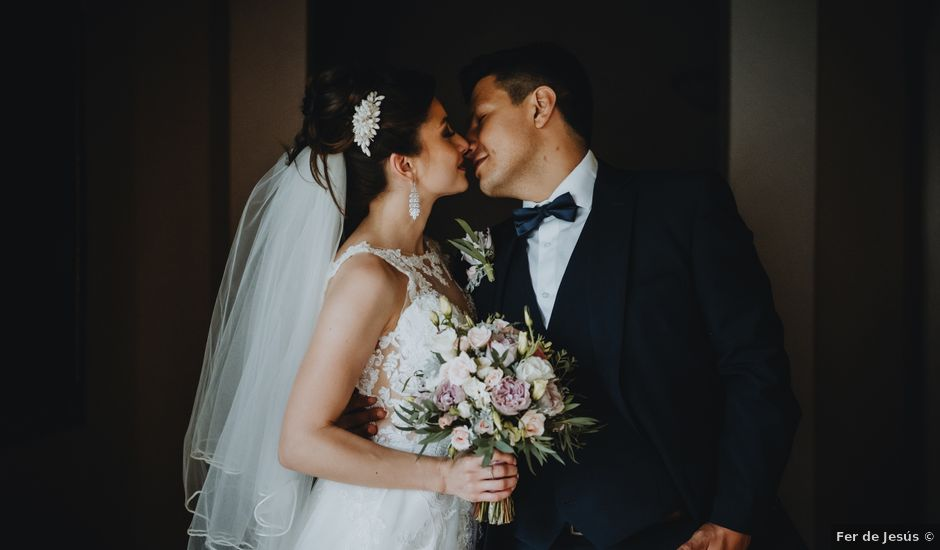 La boda de Eduardo y Patricia en Tequisquiapan, Querétaro
