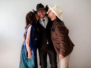 La boda de Samantha y Jonathan Iván 3