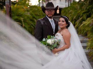 La boda de Samantha y Jonathan Iván