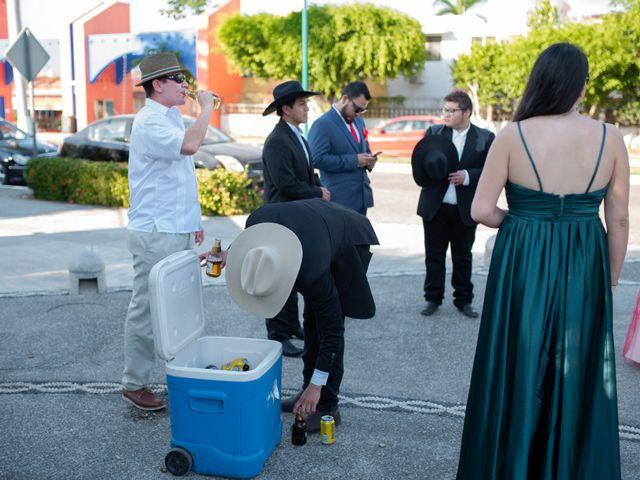 La boda de Jonathan Iván y Samantha en Ixtapa Zihuatanejo, Guerrero 10