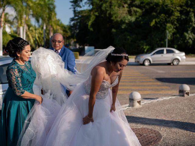 La boda de Jonathan Iván y Samantha en Ixtapa Zihuatanejo, Guerrero 11