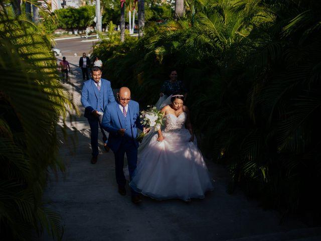 La boda de Jonathan Iván y Samantha en Ixtapa Zihuatanejo, Guerrero 13