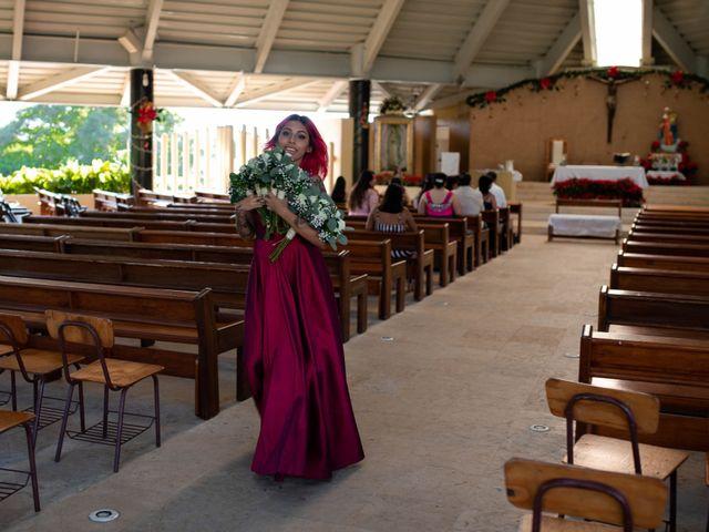 La boda de Jonathan Iván y Samantha en Ixtapa Zihuatanejo, Guerrero 15