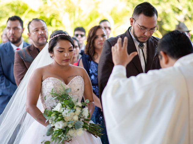 La boda de Jonathan Iván y Samantha en Ixtapa Zihuatanejo, Guerrero 16