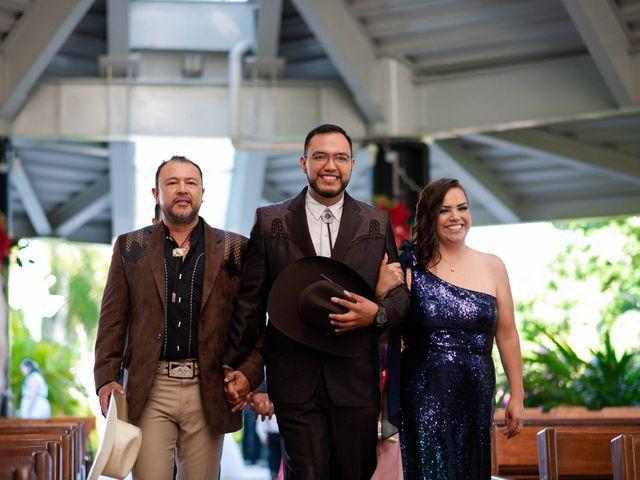 La boda de Jonathan Iván y Samantha en Ixtapa Zihuatanejo, Guerrero 17