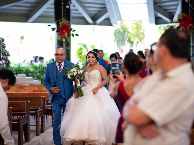 La boda de Jonathan Iván y Samantha en Ixtapa Zihuatanejo, Guerrero 18