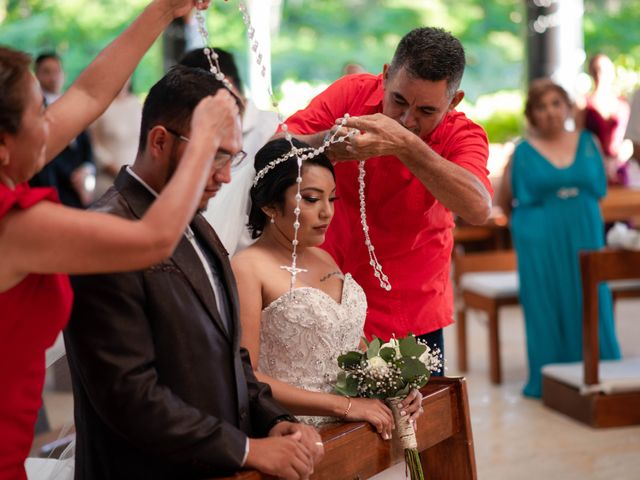 La boda de Jonathan Iván y Samantha en Ixtapa Zihuatanejo, Guerrero 22