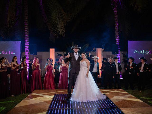 La boda de Jonathan Iván y Samantha en Ixtapa Zihuatanejo, Guerrero 30