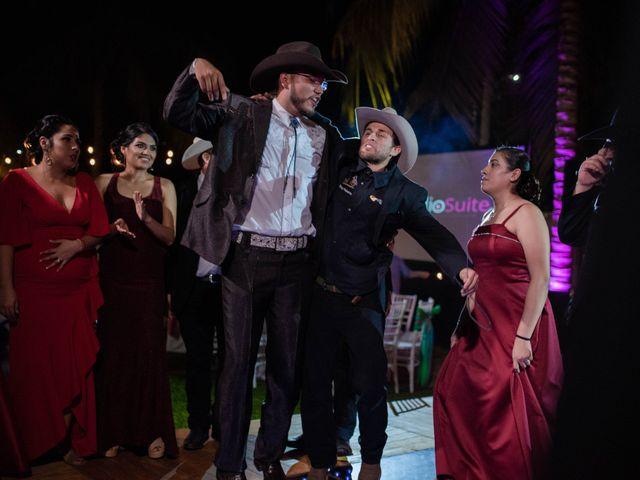 La boda de Jonathan Iván y Samantha en Ixtapa Zihuatanejo, Guerrero 31