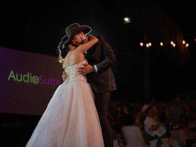 La boda de Jonathan Iván y Samantha en Ixtapa Zihuatanejo, Guerrero 32