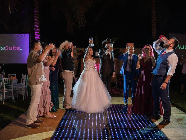 La boda de Jonathan Iván y Samantha en Ixtapa Zihuatanejo, Guerrero 33