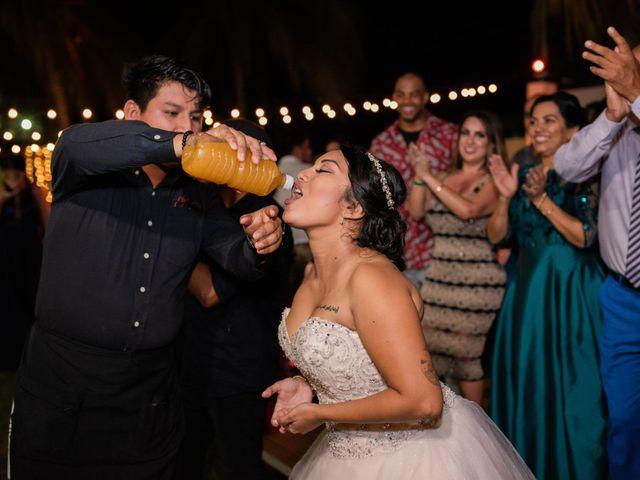 La boda de Jonathan Iván y Samantha en Ixtapa Zihuatanejo, Guerrero 38