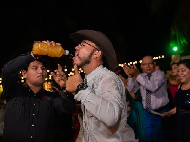 La boda de Jonathan Iván y Samantha en Ixtapa Zihuatanejo, Guerrero 39