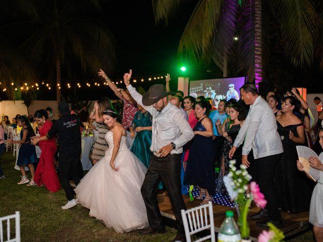 La boda de Jonathan Iván y Samantha en Ixtapa Zihuatanejo, Guerrero 40