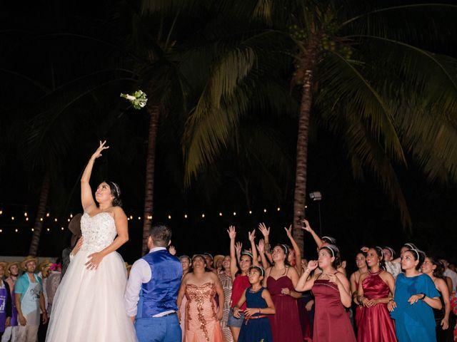 La boda de Jonathan Iván y Samantha en Ixtapa Zihuatanejo, Guerrero 43