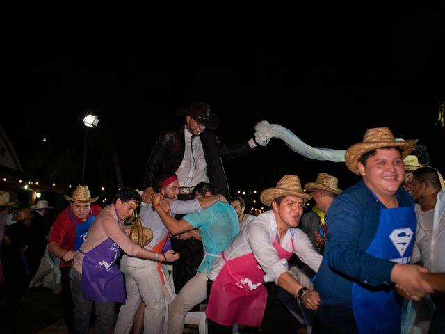 La boda de Jonathan Iván y Samantha en Ixtapa Zihuatanejo, Guerrero 44