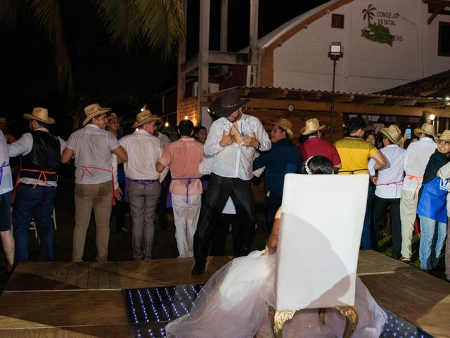 La boda de Jonathan Iván y Samantha en Ixtapa Zihuatanejo, Guerrero 47
