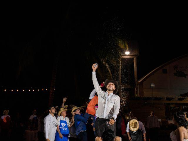 La boda de Jonathan Iván y Samantha en Ixtapa Zihuatanejo, Guerrero 49