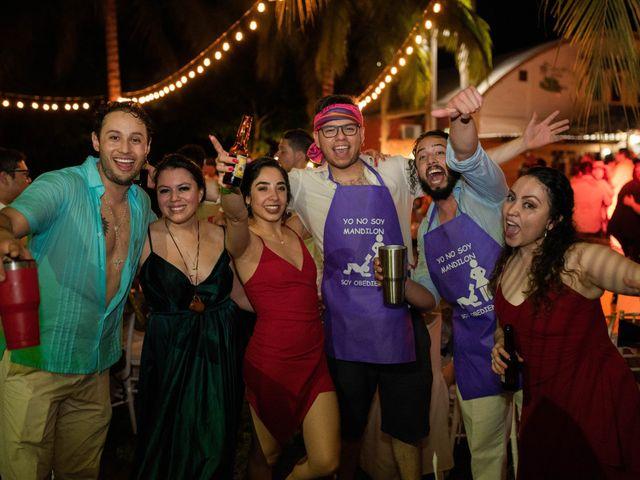 La boda de Jonathan Iván y Samantha en Ixtapa Zihuatanejo, Guerrero 51