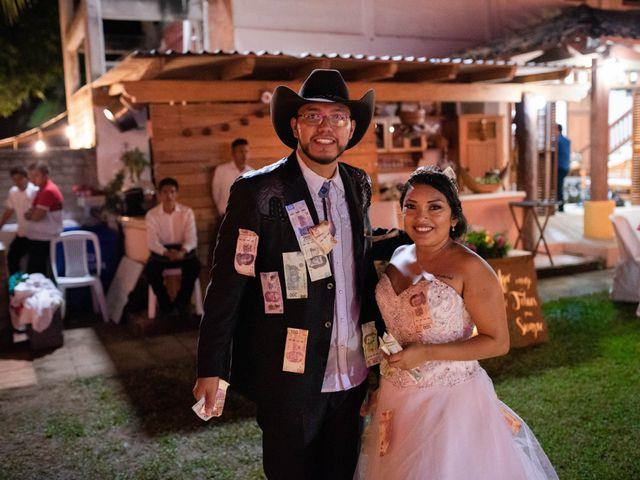 La boda de Jonathan Iván y Samantha en Ixtapa Zihuatanejo, Guerrero 54