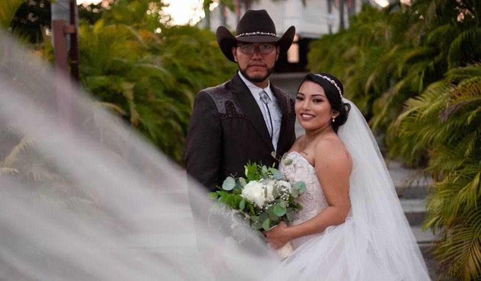 La boda de Jonathan Iván y Samantha en Ixtapa Zihuatanejo, Guerrero