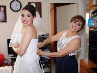 La boda de Paulina y Gustavo Aarón 2