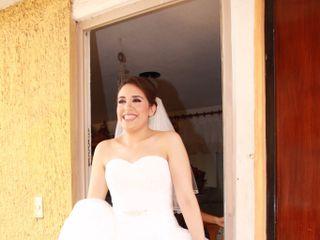 La boda de Paulina y Gustavo Aarón 3